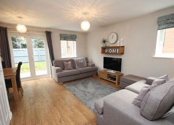 Thumbnail 3 bed semi-detached house for sale in Redpoll Road, Costessey, Norwich