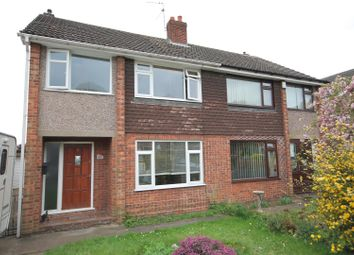 Thumbnail 3 bed property for sale in Conway Road, Hucknall, Nottingham
