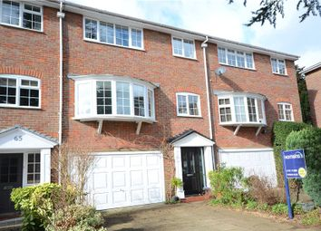 Thumbnail 4 bedroom terraced house for sale in Kings Road, Henley-On-Thames, Oxfordshire