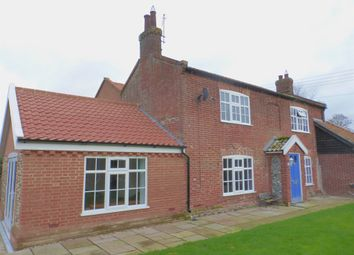 Thumbnail 4 bed detached house for sale in Eccles Road, East Harling, Norwich