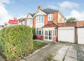 3 bed semi-detached house for sale in Ebley Road, Handsworth Wood, Birmingham B20