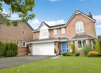Thumbnail 4 bed detached house for sale in Hall Pool Drive, Offerton, Stockport, Cheshire