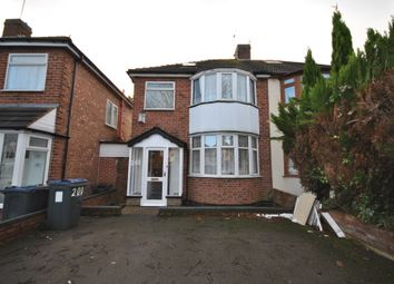 Thumbnail 4 bed semi-detached house to rent in Gilbertstone Avenue, Sheldon, Birmingham