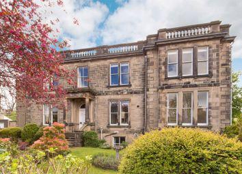 Thumbnail 2 bed flat for sale in Abbotsford Crescent, Morningside, Edinburgh