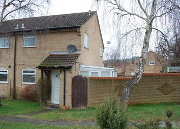 Thumbnail 1 bed end terrace house to rent in Sutton Close, Poole