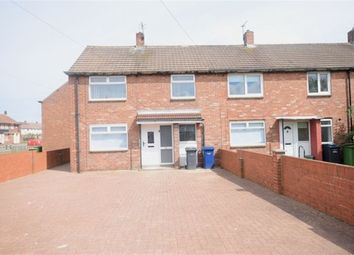 Thumbnail 3 bed terraced house to rent in Chesterton Road, South Shields