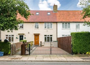 Thumbnail 3 bed terraced house to rent in Barnes Avenue, London