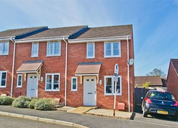 Thumbnail 3 bed end terrace house for sale in Westway Close, Shepton Mallet