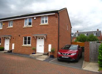 Thumbnail 3 bed semi-detached house for sale in Wryneck Walk, Coventry