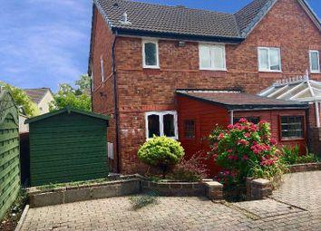 Thumbnail 3 bed property to rent in Rushfield Gardens, Bridgend