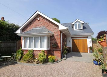 Thumbnail 4 bed bungalow for sale in Spindlewood Close, Barton On Sea, New Milton