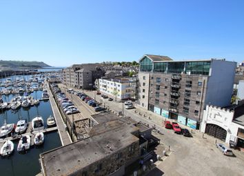 Thumbnail 3 bedroom flat for sale in Century Quay, Sutton Harbour, Plymouth
