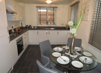 Thumbnail 2 bedroom flat for sale in The Apartments At Weavers Meadow, Great Cornard, Sudbury