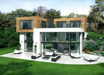 Thumbnail 4 bed detached house for sale in Imbrecourt, Canford Cliffs, Poole, Dorset