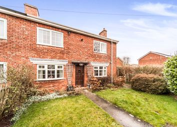 Thumbnail 2 bed semi-detached bungalow for sale in Bishopton Road West, Stockton-On-Tees