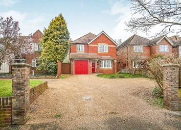 Thumbnail 4 bed detached house for sale in Old Road, Tonbridge