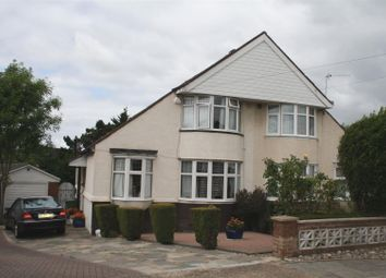 Thumbnail 3 bedroom semi-detached house for sale in Firswood Avenue, Stoneleigh, Epsom