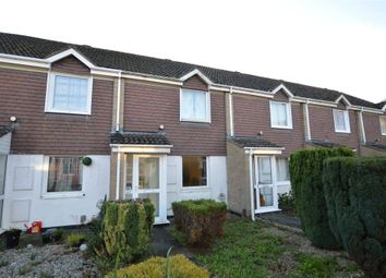 Thumbnail 2 bed terraced house to rent in Newcross Park, Kingsteignton, Newton Abbot, Devon