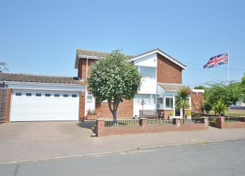 Thumbnail 4 bed detached house for sale in Clarence House, Larkfield Road, Great Bentley