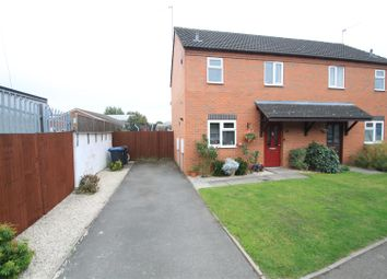 Thumbnail 2 bed semi-detached house for sale in Parsons Lane, Hinckley