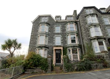 Thumbnail 2 bed flat for sale in St David's Court, St. Johns Hill, Barmouth