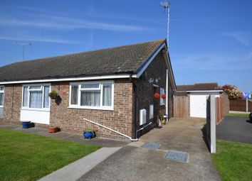 Thumbnail 2 bed semi-detached bungalow for sale in Crome Road, Clacton-On-Sea