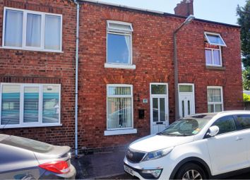 Thumbnail 2 bed terraced house for sale in Gladstone Street, Northwich