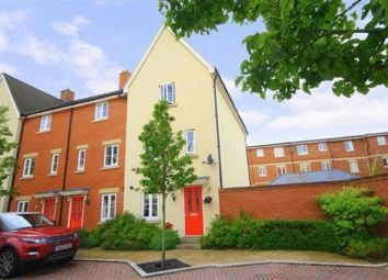 Thumbnail 4 bed terraced house for sale in Steeple View, Swindon
