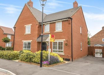 Thumbnail 2 bed semi-detached house for sale in Steventon, Oxfordshire