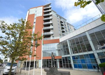 Thumbnail 1 bed flat for sale in Meridian Plaza, Bute Terrace, Cardiff City Centre, Cardiff