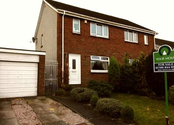Thumbnail 3 bedroom semi-detached house for sale in Echline Place, South Queensferry
