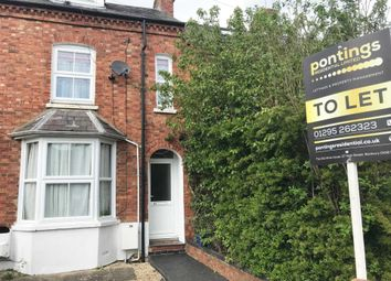 Thumbnail 1 bed flat to rent in Gibbs Road, Banbury