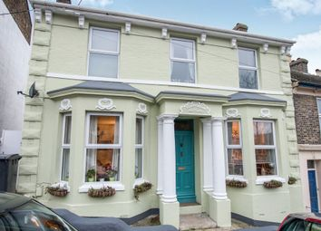 Thumbnail 3 bedroom semi-detached house for sale in Clarendon Road, Dover