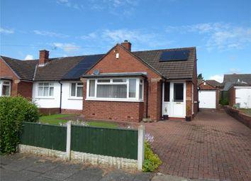 Thumbnail 2 bed semi-detached bungalow for sale in Millcroft, Carlisle, Cumbria