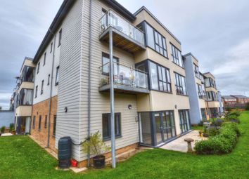Thumbnail 2 bed flat for sale in Weavers Court, Swordy Drive, Alnwick, Northumberland