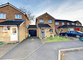 Thumbnail 3 bed detached house to rent in The Glade, Mytchett, Camberley