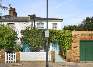 Wellesley Avenue, Brackenbury, London W6. 4 bed end terrace house