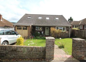 Thumbnail 5 bedroom detached bungalow for sale in Downside Avenue, Findon Valley, Worthing