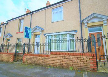 Thumbnail 2 bed terraced house for sale in Field Street, Landore, Swansea