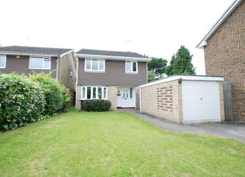 Thumbnail 4 bed detached house for sale in Hillview, Bicknacre, Chelmsford, Essex