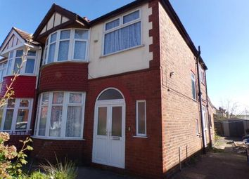 Thumbnail 3 bedroom semi-detached house for sale in Ayres Road, Manchester, Greater Manchester