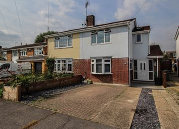 Thumbnail 3 bed semi-detached house for sale in Fyfield Avenue, Wickford