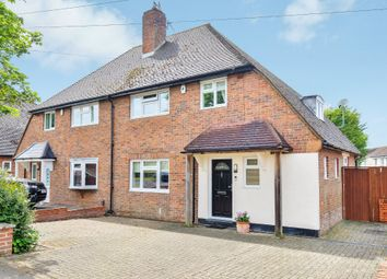 Thumbnail 3 bed semi-detached house for sale in The Highway, Chelsfield, Orpington