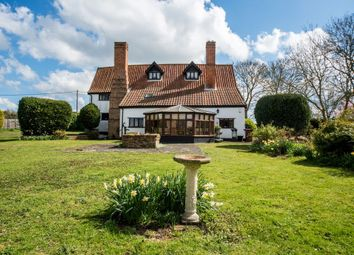 Thumbnail 4 bed farmhouse for sale in Ipswich Road, Dickleburgh, Diss