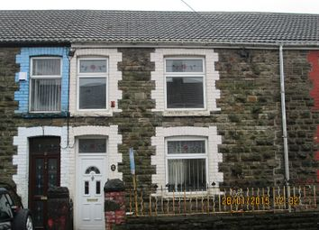 3 bed terraced house to rent in Victoria Street, Caerau, Maesteg CF34