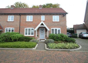 Thumbnail 3 bed semi-detached house for sale in Morshead Drive, Binfield