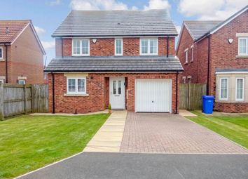 Thumbnail 4 bed detached house for sale in Longbeach Drive, Beadnell, Chathill