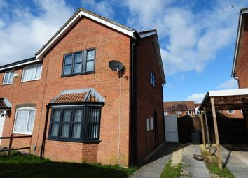Thumbnail 3 bed semi-detached house to rent in Doulton Way, Whitchurch, Bristol