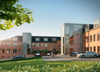 Thumbnail 2 bedroom flat for sale in Provincial Works, The Avenue, Harrogate