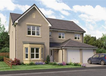 "Thumbnail 5 bed detached house for sale in ""Colville Det"" at Kingsfield Drive, Newtongrange, Dalkeith"